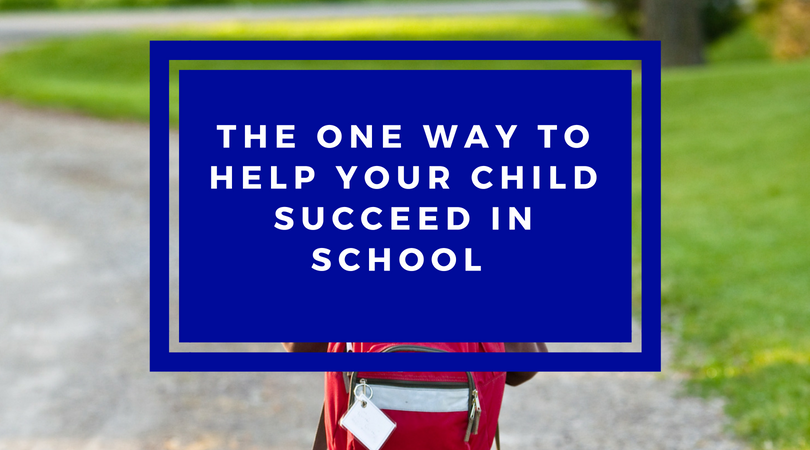 how to help your child succeed in school powerpoint